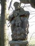 Lesica: skradziona figura Trójcy Świętej