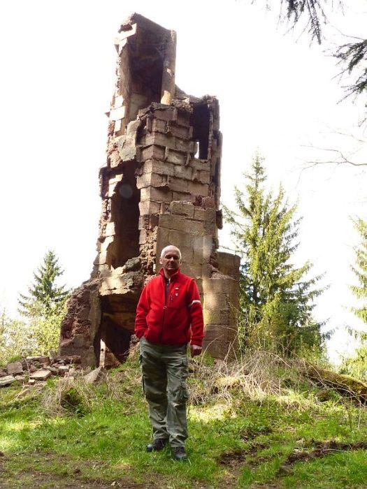 Włodzicka Góra wieża widokowa