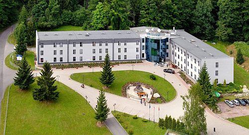 Kudowa-Zdrój: Hotel St. George