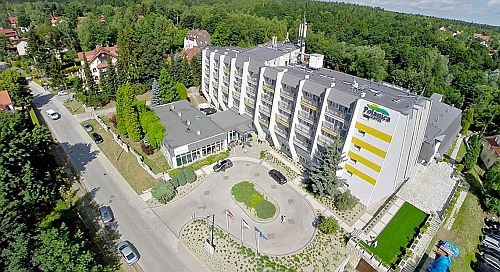Polanica-Zdrój: Polanica Resort Spa