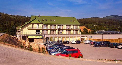 Stara Morawa: Hotel Morawa