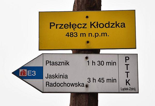 Przełęcz Kłodzka