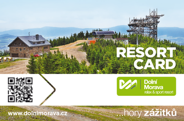 Dolni Morava Resort Card